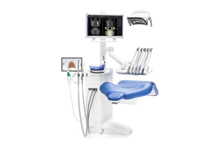 En Planmeca Compact i5 dental unit