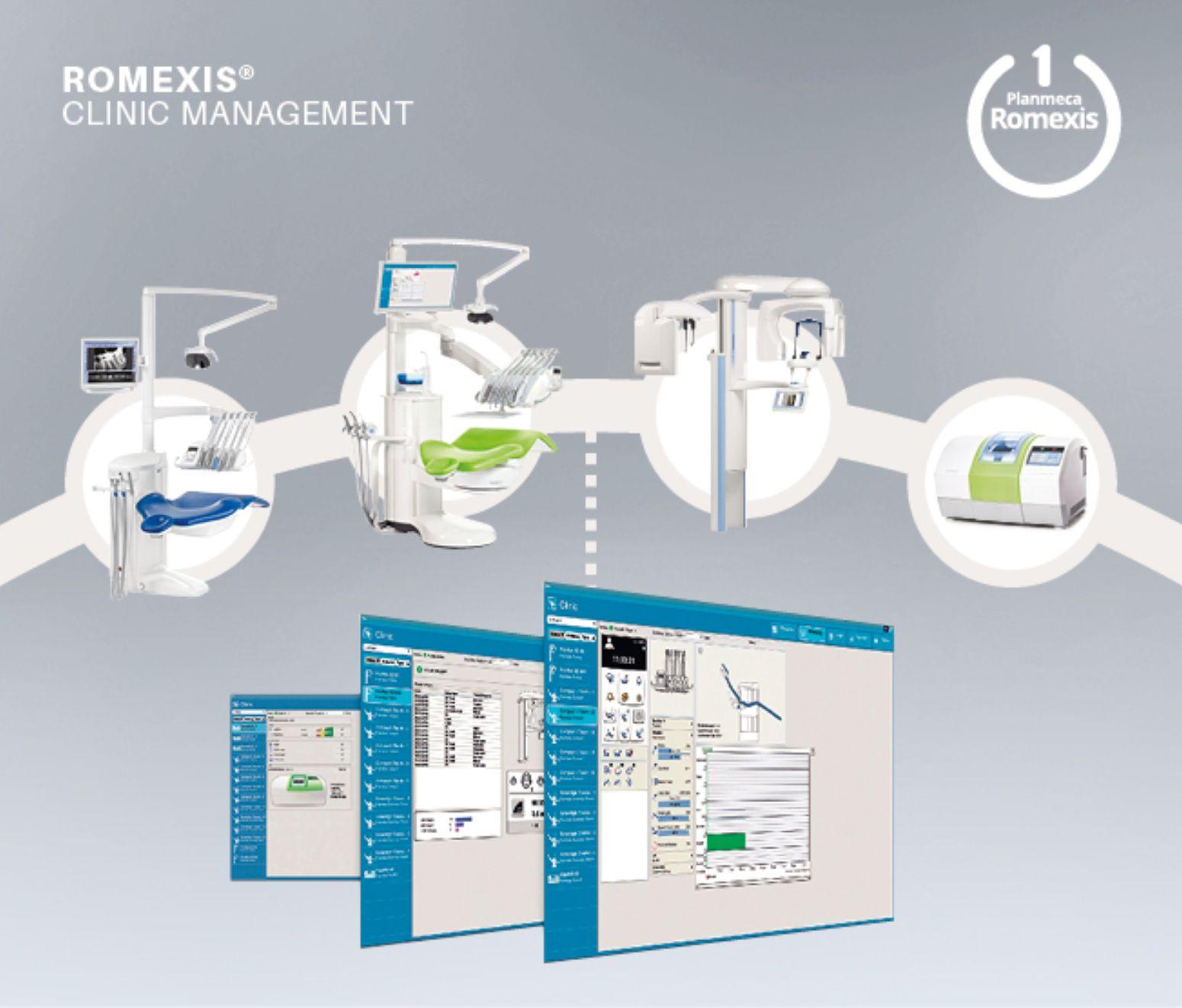 Planmeca Clinic Management