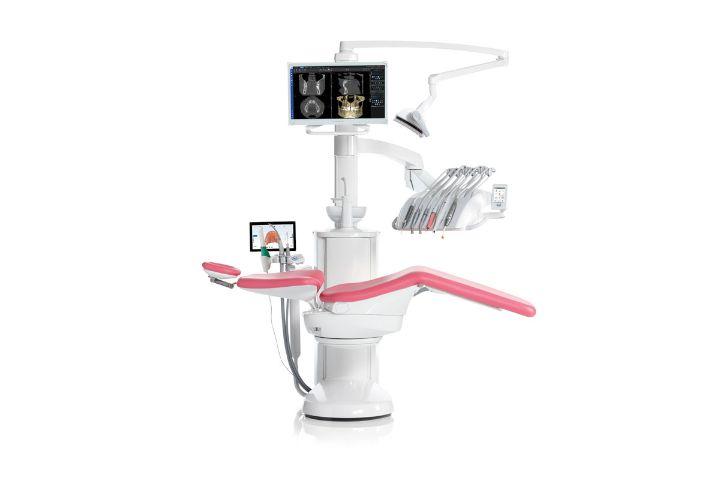 En Planmeca Sovereign Classic tandlæge unit